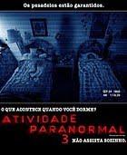 Atividade Paranormal 3